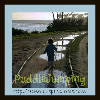 Puddle Jumping - KneeDeep
