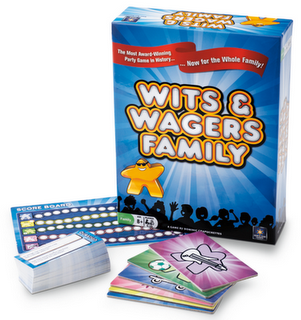 Let's play Wits & Wagers!