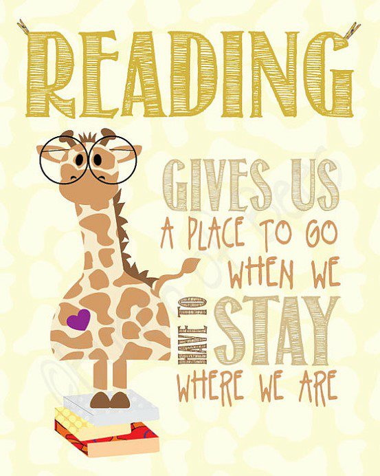 Cultivate a Love of Reading